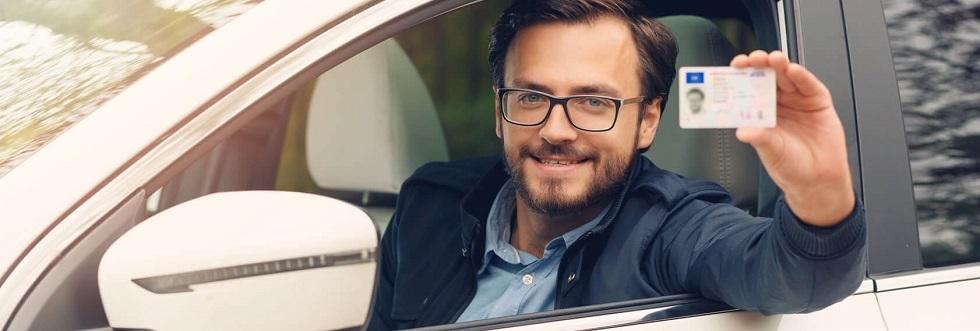 conduire avec des lunettes