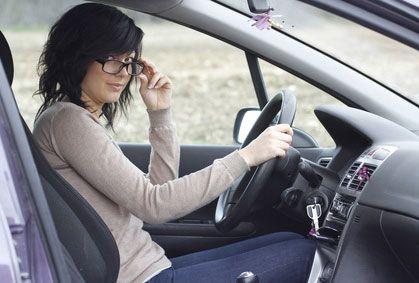 lentilles en voitures